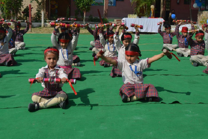 DAV Centernary Public School-Sports Day