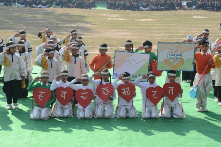 DAV Centernary Public School-Swatch Bharat