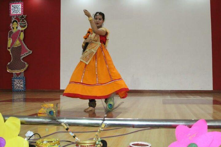 Dav Multi Purpose Public School-Cultural Dance