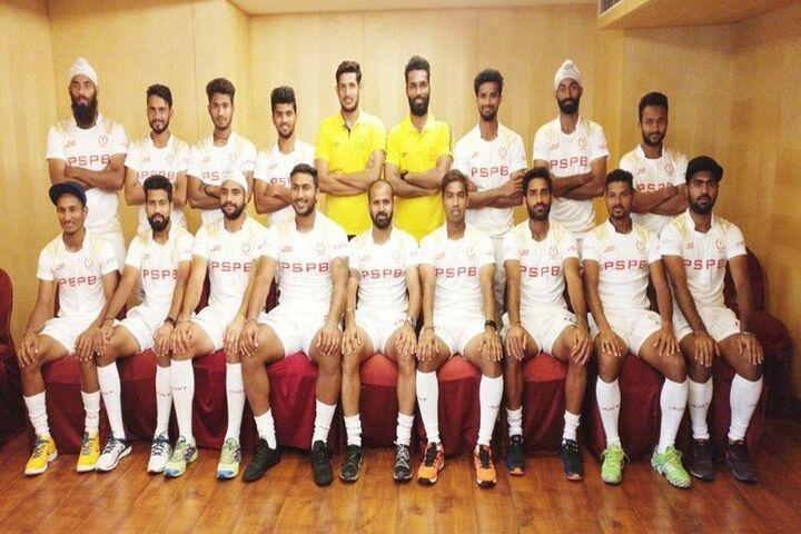 Dav Multi Purpose Public School-Sports Team