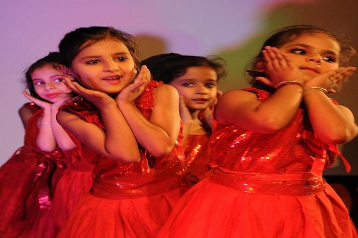 Dav Police Public School-Dances
