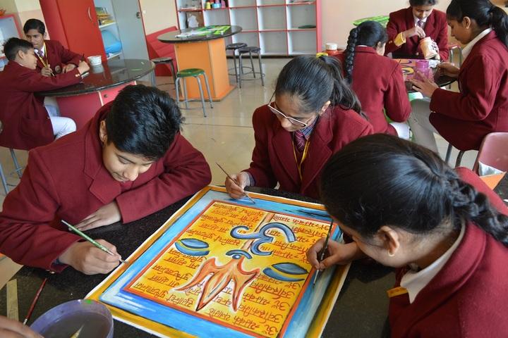 Dav Police Public School-Art Room