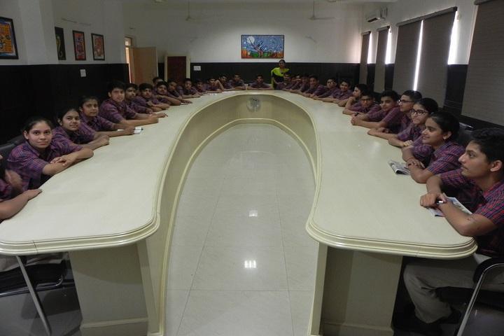Dav Police Public School-Conference Hall