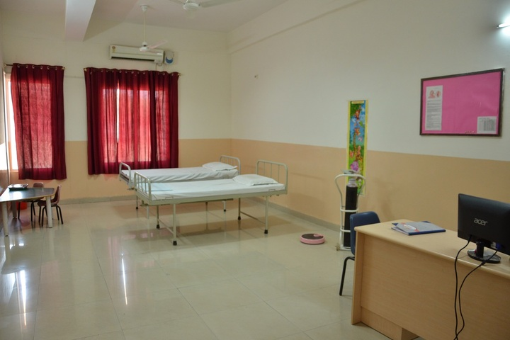 Dav Police Public School-Infirmary