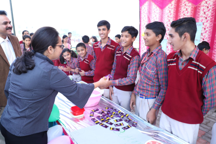 Dav Police Public School-Childrens Day Celebrations