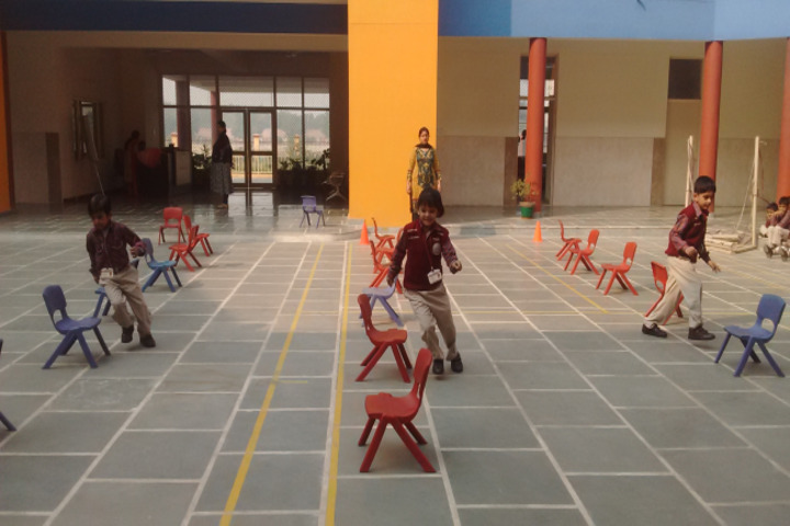 Dav Police Public School-Games