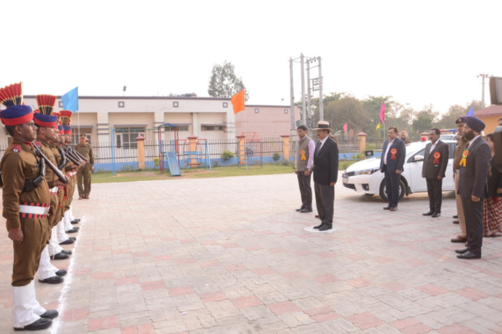 Dav Police Public School-Scouts and Guides