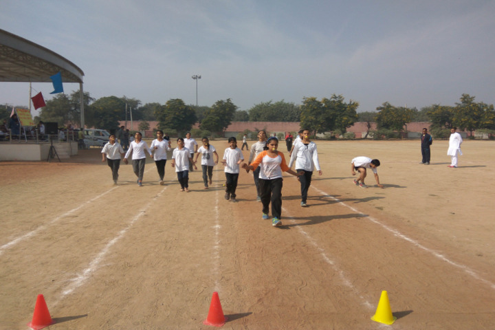 Dav Police Public School-Sports Meet