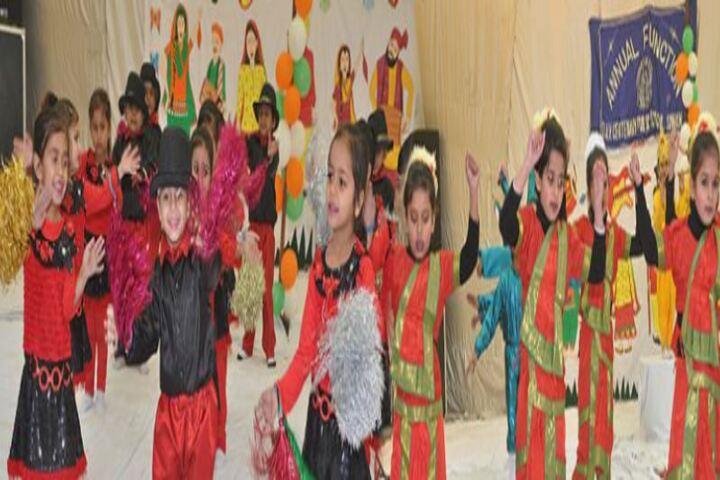 Dav Public School-Culturals