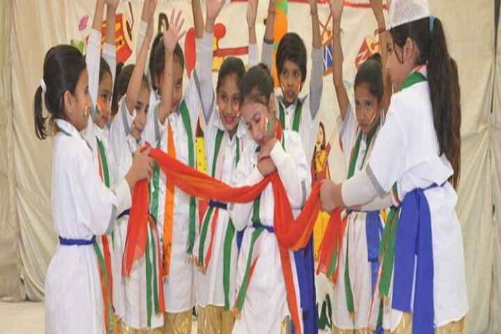 Dav Public School-Independance Day
