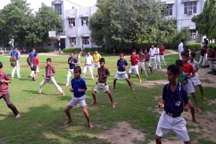 Dav Public School-Karatee