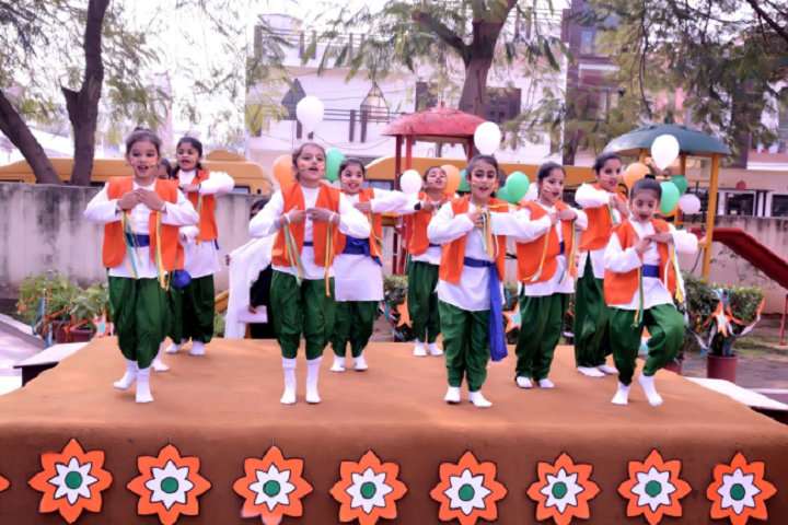 Dav Public School-Independance Day
