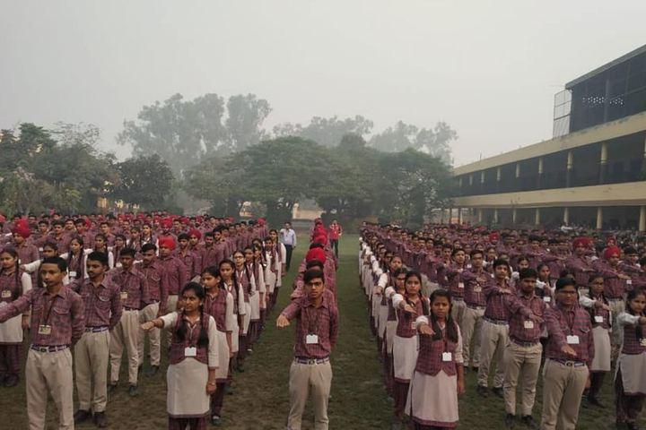 Dav Senior Secondary Public School-Assembly