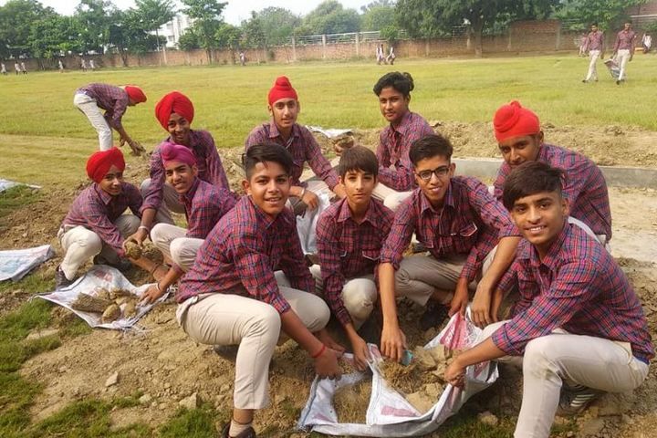Dav Senior Secondary Public School-Cleanliness