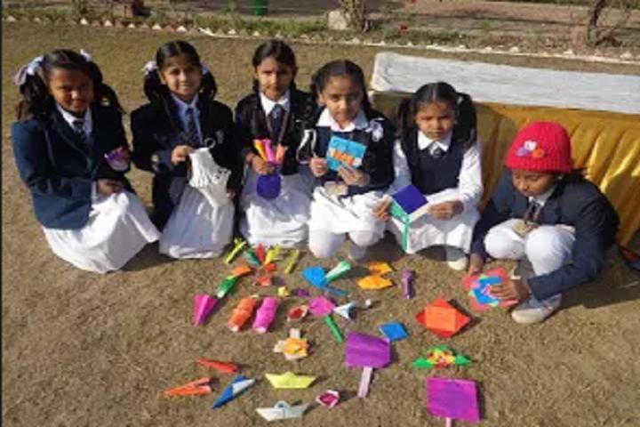 Dav Senior Secondary Public School-Art and Craft Day
