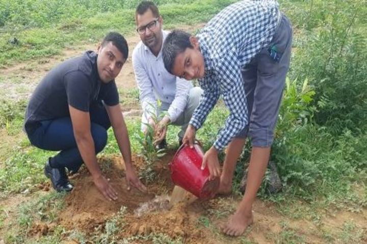 Dawn Nilayam Public School-Plantation