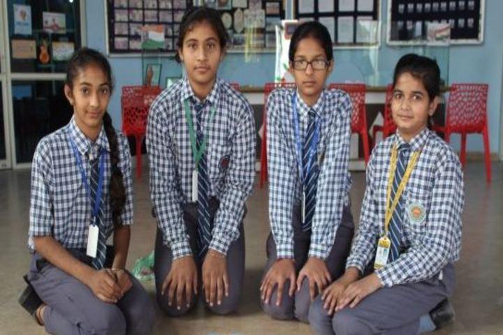 Dawn Nilayam Public School-Rangoli