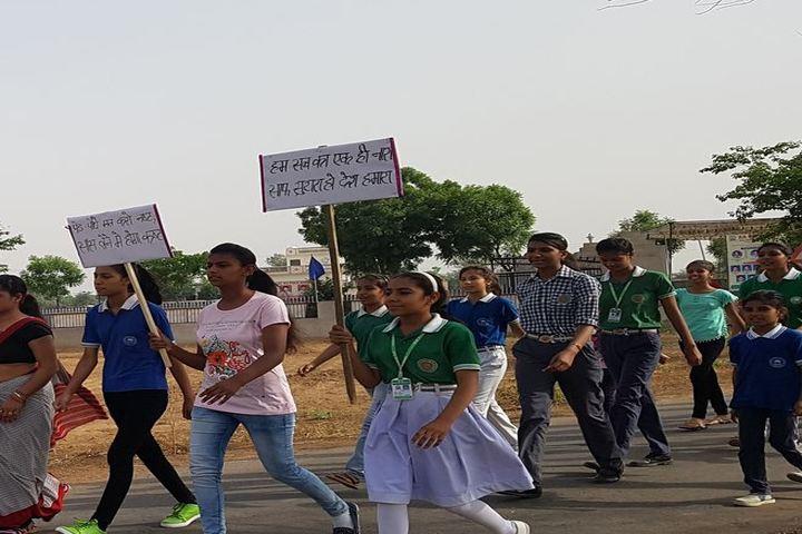 Dawn Nilayam Public School-Social Awareness