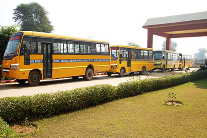 Dawn Nilayam Public School-Transport