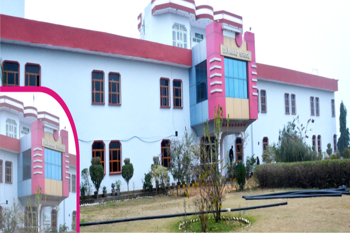 Dayanand Senior Secondary School-Campus View