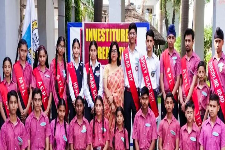 Dc Model High School-Investiture Ceremony
