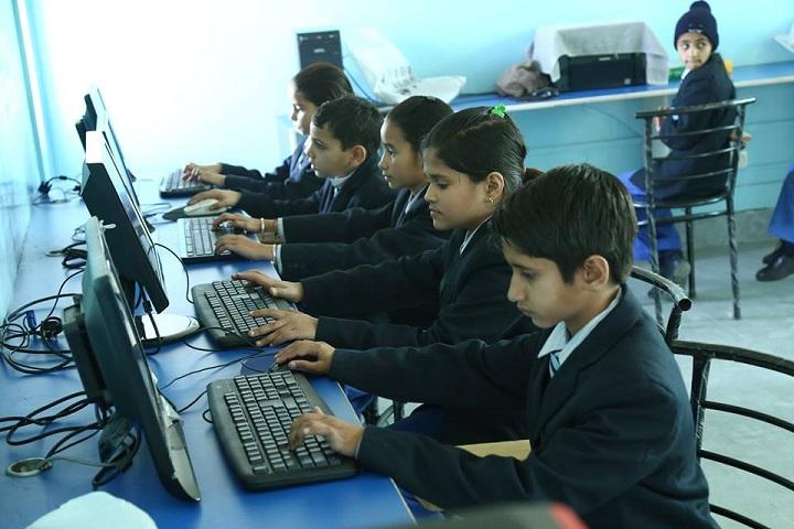 Deewal International School-Computer Lab