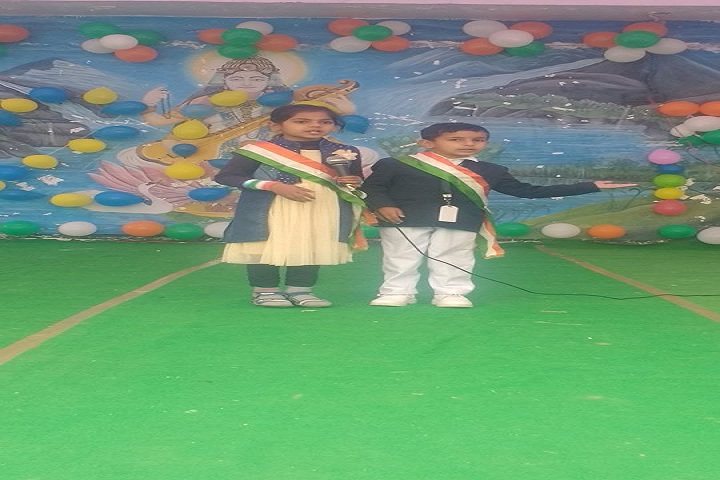 Deewal International School-Independence day Celebrations
