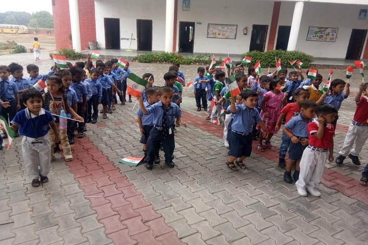 Delhi Heritage International School-Independance Day
