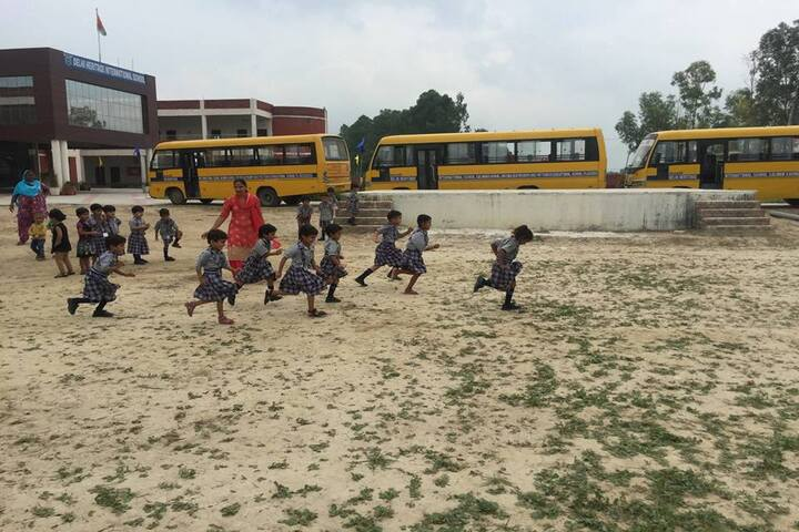 Delhi Heritage International School-Transport