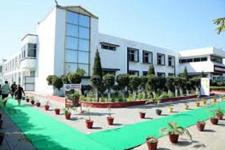 Delhi International Public School-Campus-View full