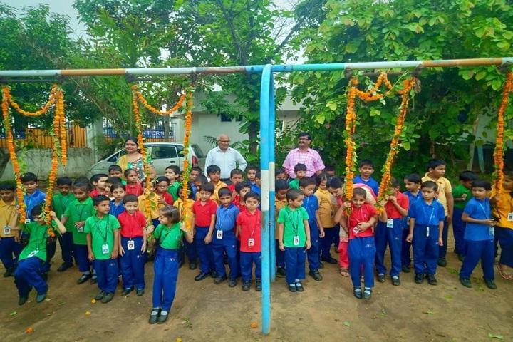 Delhi International Public School-Teej festival