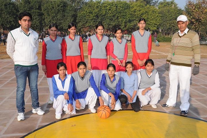 Delhi International Public School-Sports