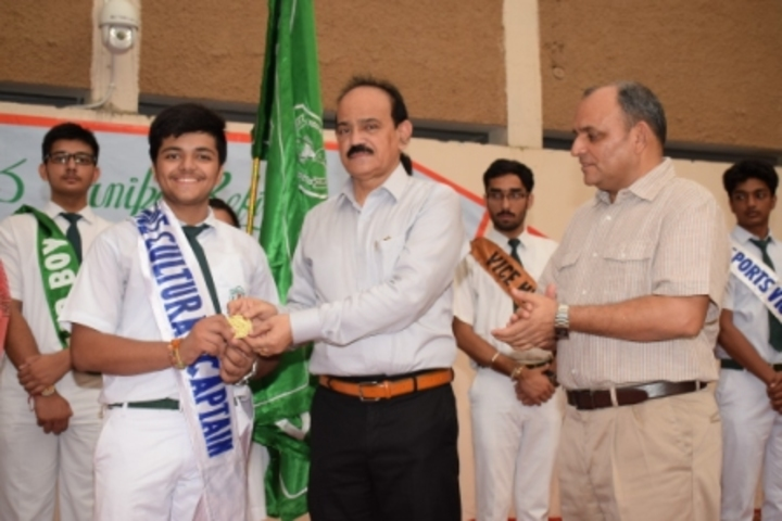 Delhi Public School-Medal