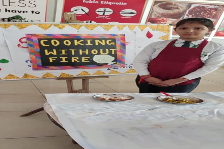 Delhi Public School-Cooking