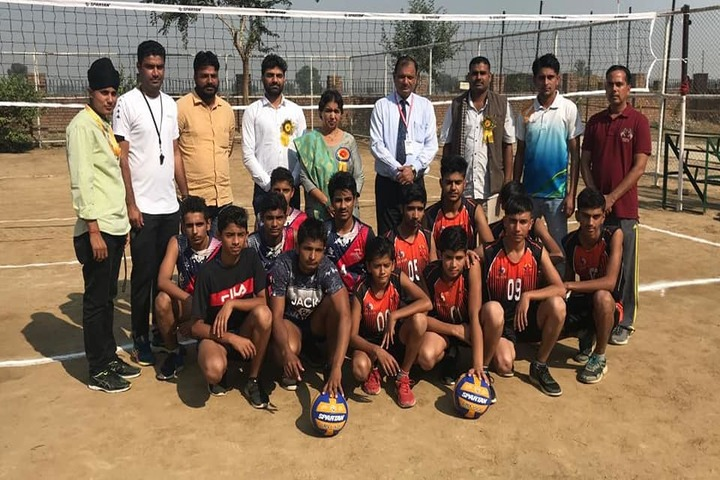 Delhi Public School-Sports Team