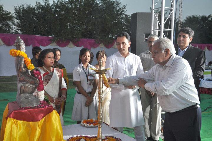 Delhi Public School - Annual Day