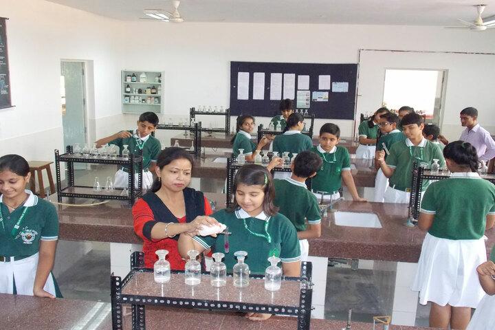 Delhi Public School - Chemistry Lab