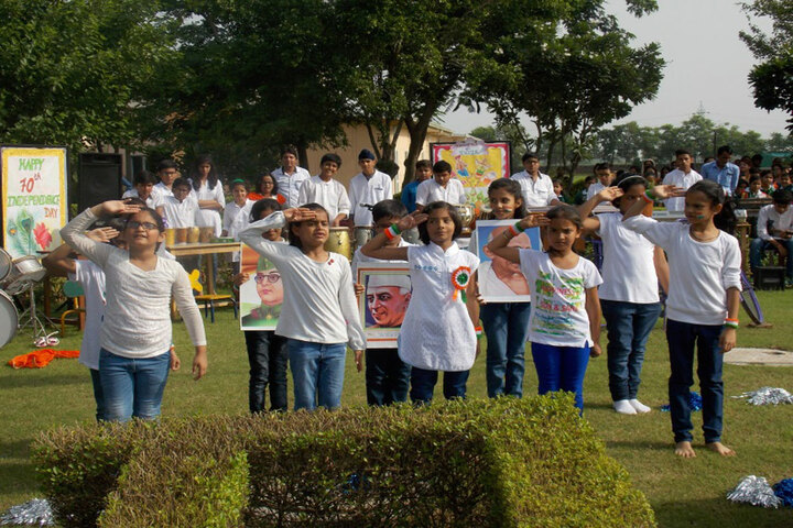 Delhi Public School - Independence Day