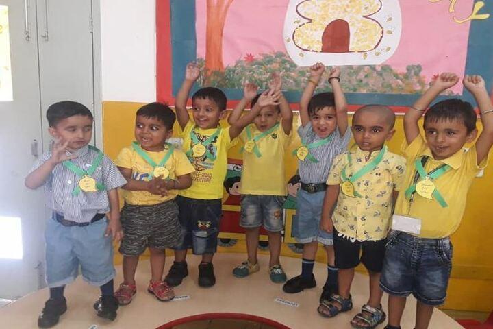 Delhi Public School - Kindergarten
