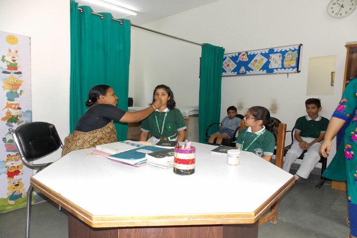 Delhi Public School - Medical Facility