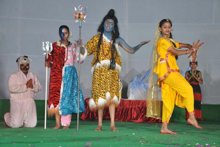 Delhi Public School - Skit