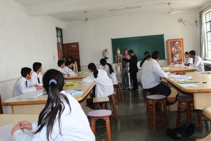 Delhi Public School-Biology Lab