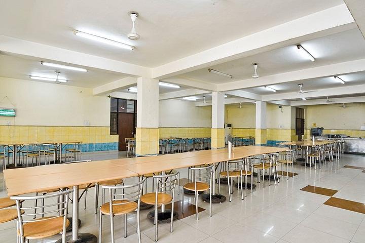 Delhi Public School-Cafeteria