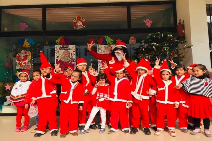 Delhi Public School-Christmas Day
