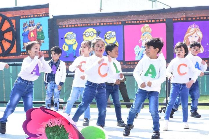Delhi Public School-Dances