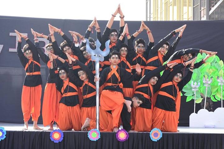 Delhi Public School-Dances2