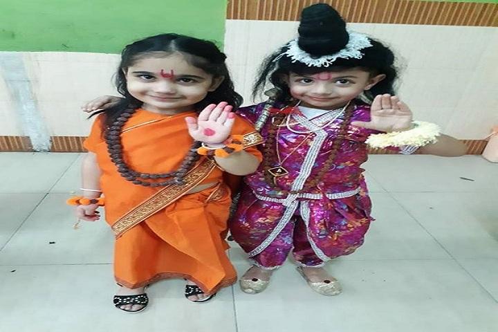 Delhi Public School-Dussera