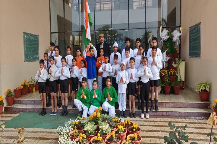 Delhi Public School Ambala-Republic Day