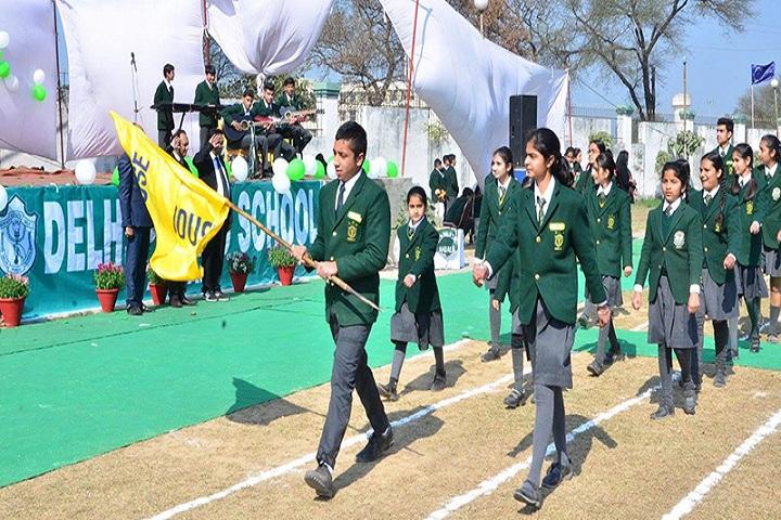 Delhi Public School Ambala-Sports Meet
