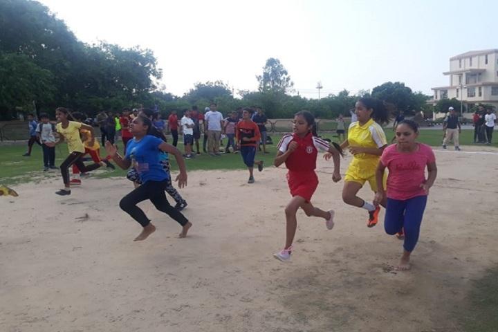 Delhi Public School-Running